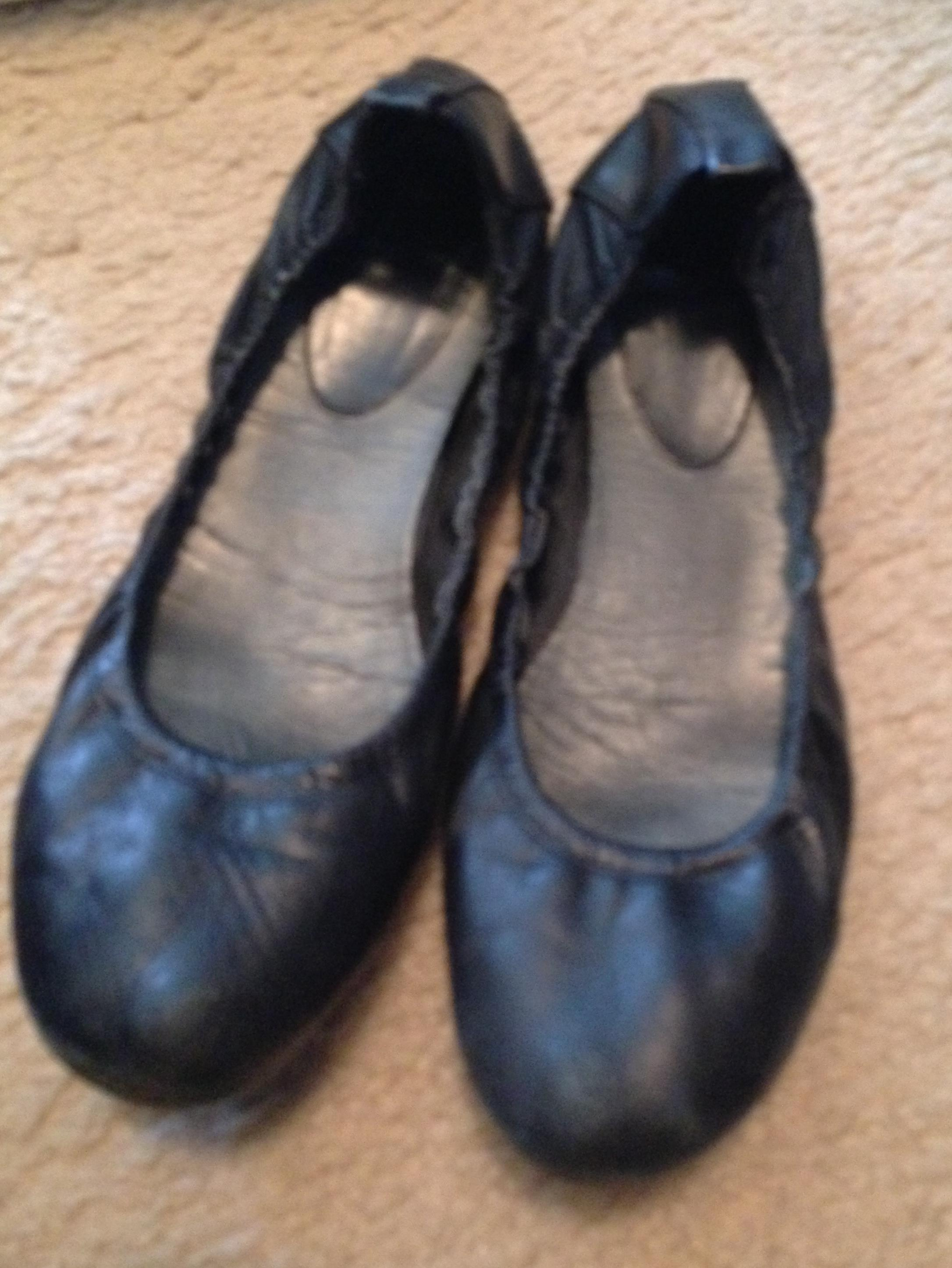 Cole Haan Air Nike Ballet Flats. The